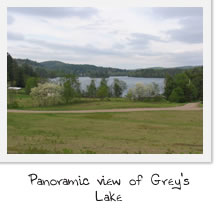 Grey's Lake, Ladysmith, Quebec
