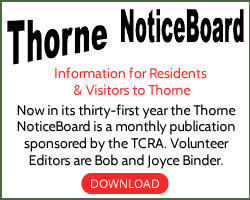 Thorne Noticeboard